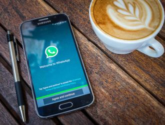 WhatsApp ups its offering with GIF support on iOS