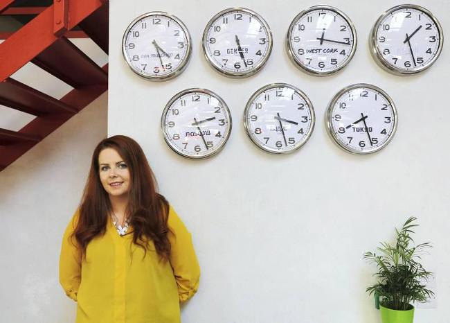 Gráinne Dwyer, Ludgate Digital Hub CEO and co-organiser of National Digital Week
