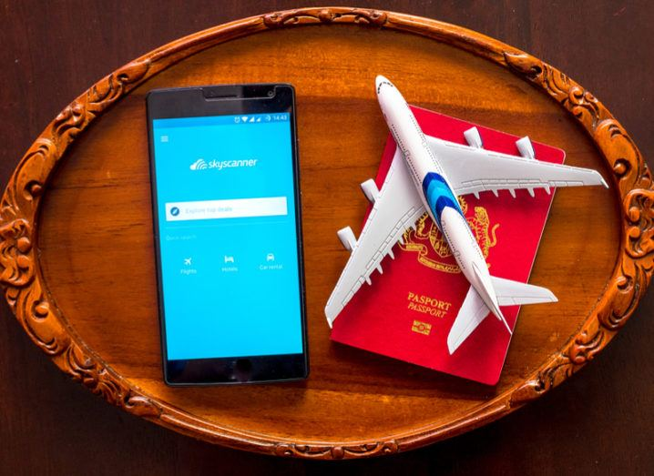 E-commerce supremo Ray Nolan flies high on Skyscanner sale