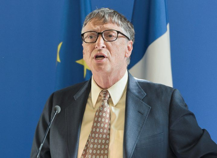 Bill Gates Breakthrough Energy Ventures