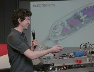 Meet the bright Irish spark behind MIT's Hyperloop test pod