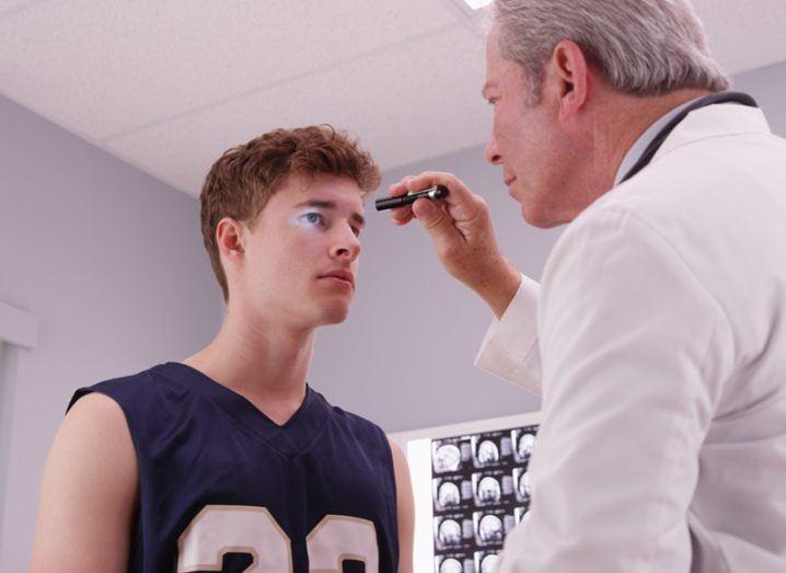 Concussion biomarker