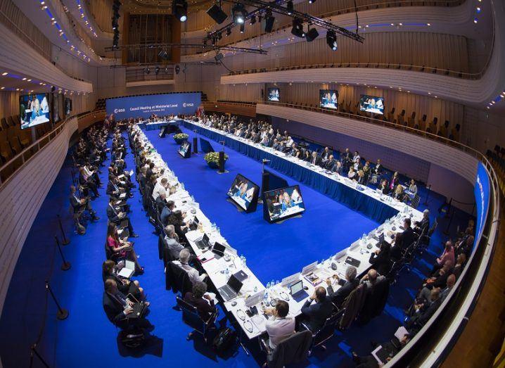 ESA Ireland meeting