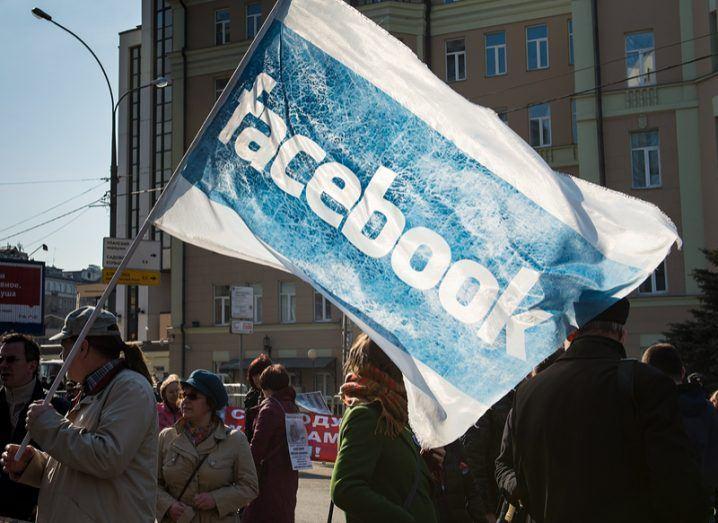 Facebook transparency report