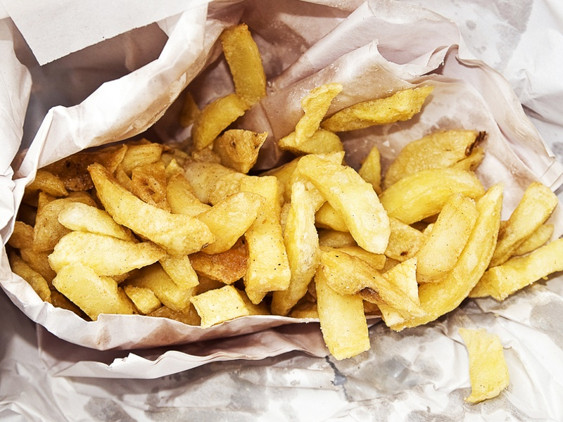 Astronauts may have solved the problem of smelly chips