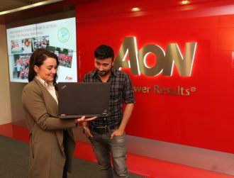 Aon seeks passionate risk-takers for Dublin operation