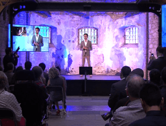 Start-ups showcase creations at IndieBio EU 2016 demo day