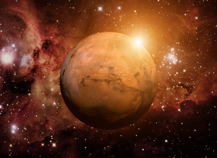 ESA ExoMars ISS
