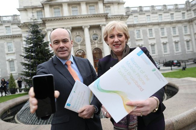 Ireland to be first country in Europe to roll out 5G geographically