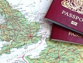 Irish professionals choosing UK, with Brazilians filling the gaps