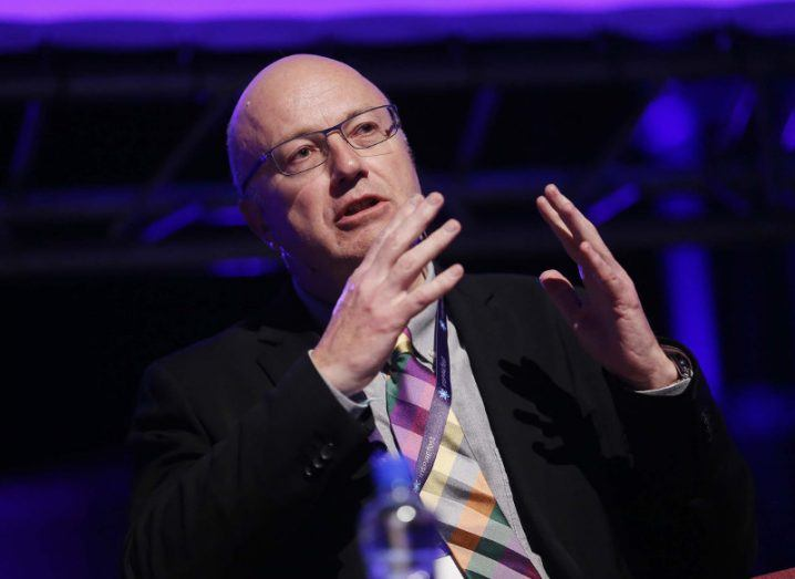 Prof Mark Ferguson, director general of Science Foundation Ireland. Image: Conor McCabe