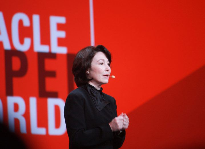 As Oracle overtakes Salesforce in SaaS, CEO Catz joins Trump transition team