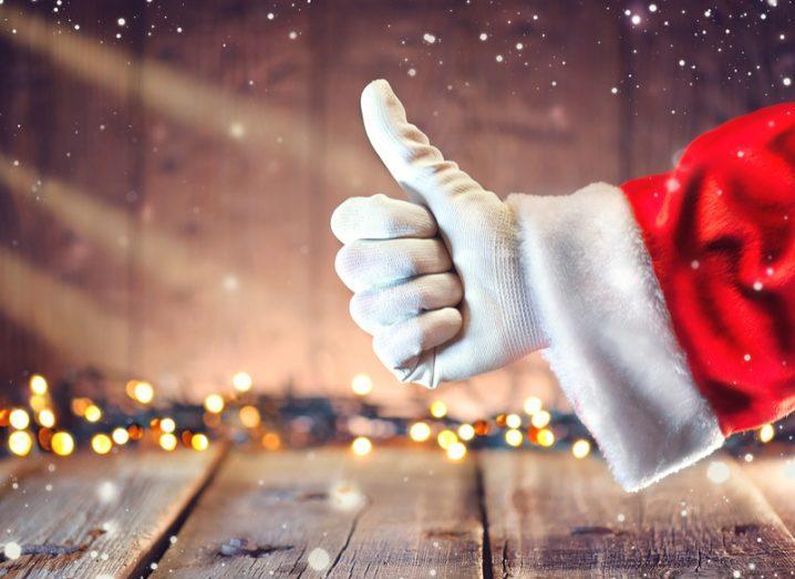 Santa chimney mystery