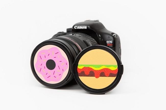 Snack Cap lens