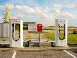 Tesla reveals where its first Irish charging point will be