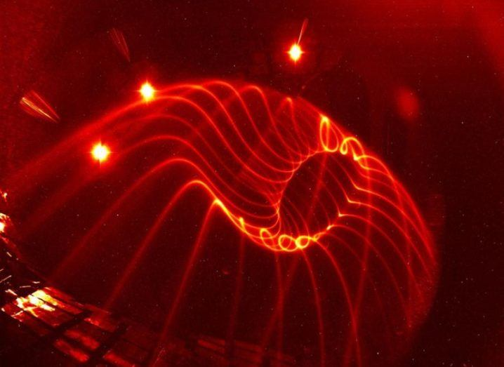Nuclear fusion W7-X