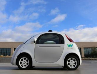 Google's Waymo shows off video of first self-driving car ride