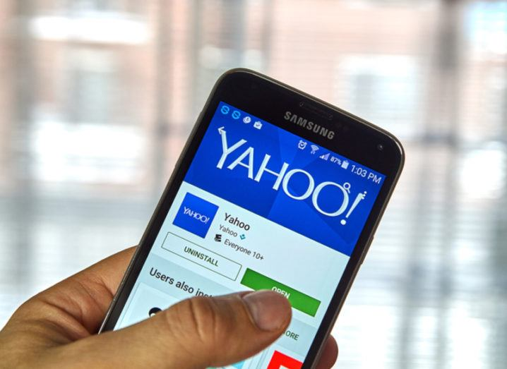 Yahoo discloses hack of 1bn users in latest data heist
