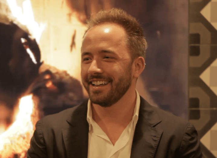 Drew Houston, Dropbox CEO and co-founder