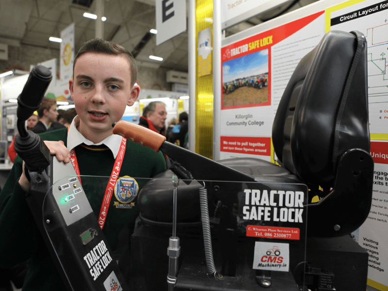BTYSTE day 3: Li-Fi, tractor safety and an investigation of HPV vaccine side effects