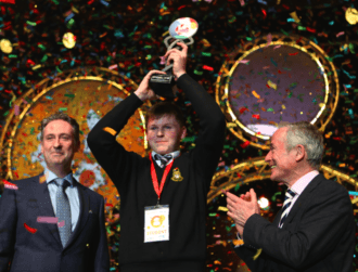 Shane's encryption tool steals the show at BTYSTE 2017