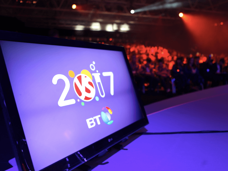BTYSTE day 4: Young scientists use Lego and deep neural networks to solve problems