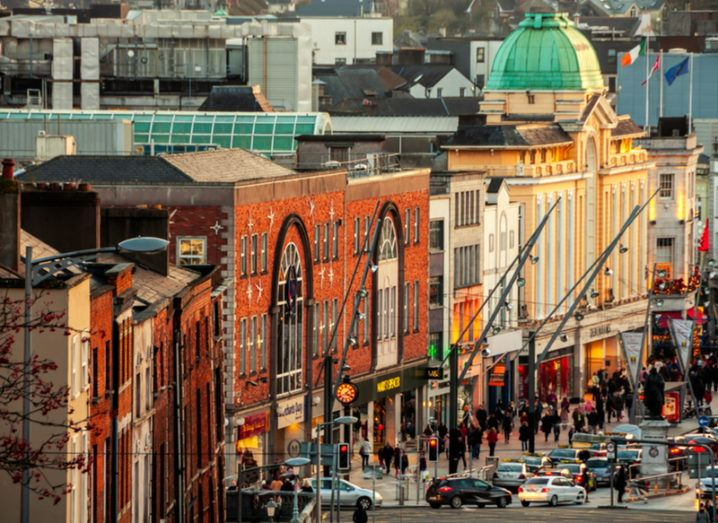 Apple has been in Cork since 1980 and recently revealed a 1,100-job expansion at Holyhill. Image: M.V. Photography/Shutterstock