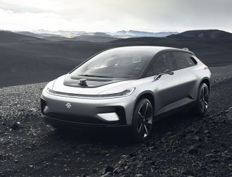 Tesla in for a shock as Faraday Future EV makes its debut