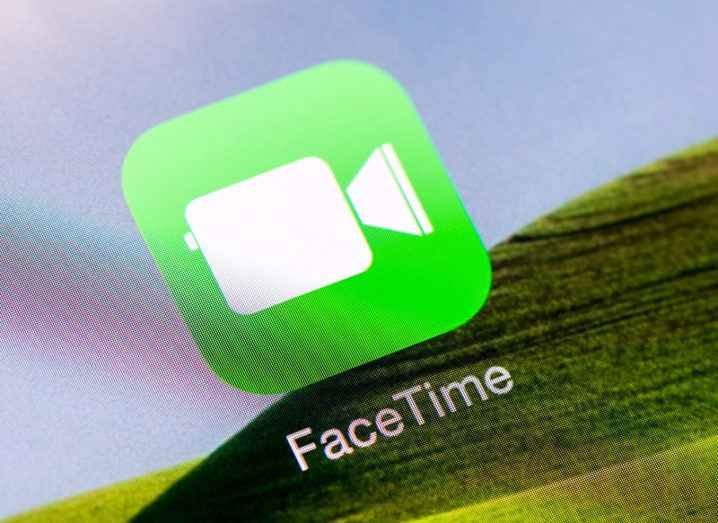 Apple sued over alleged use of FaceTime in fatal auto  crash