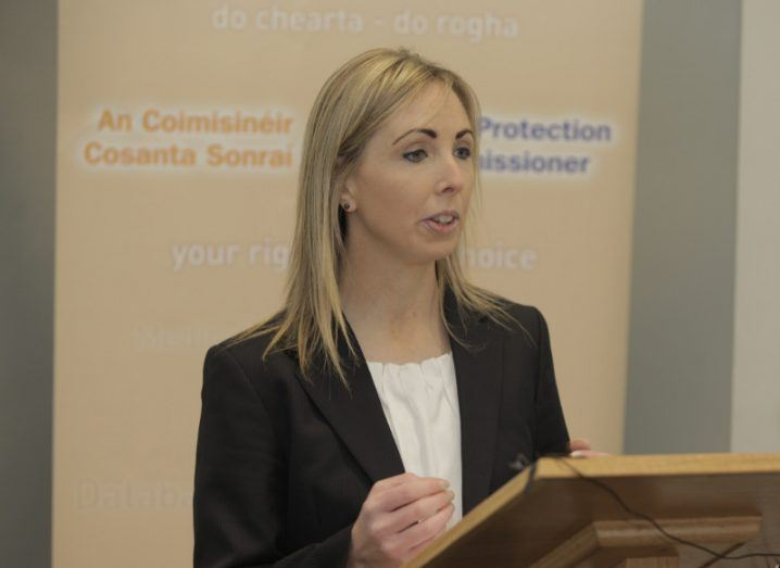 Data Protection Commissioner: 'GDPR will be a game-changer'