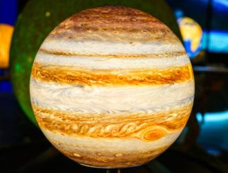 Mystery of enormous wind flows on Jupiter solved using giant lab experiment
