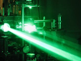 UK military developing new laser weapon for future threats