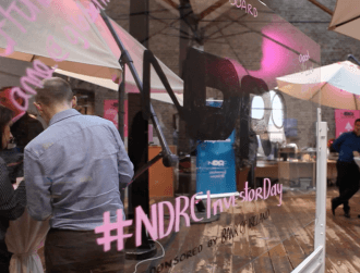 Women-led start-ups who pitched at NDRC Investor Day 2016