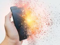 Your next phone battery could come with a fire extinguisher