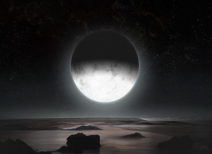 Pluto landing