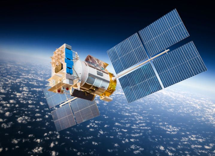 ESA satellite