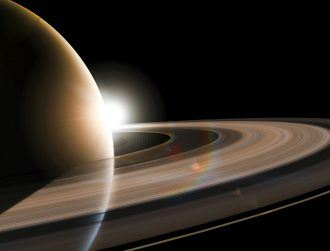 Spacecraft gets up close and personal with Saturn's rings