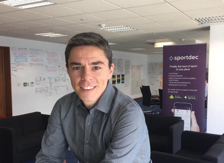 Start-up of the week: Sportdec