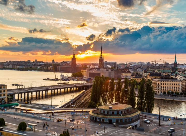 Something is sizzling in the start-up city of Stockholm