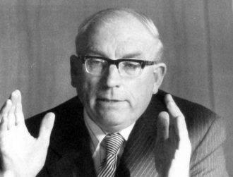 Visionary architect of modern Ireland TK Whitaker dies