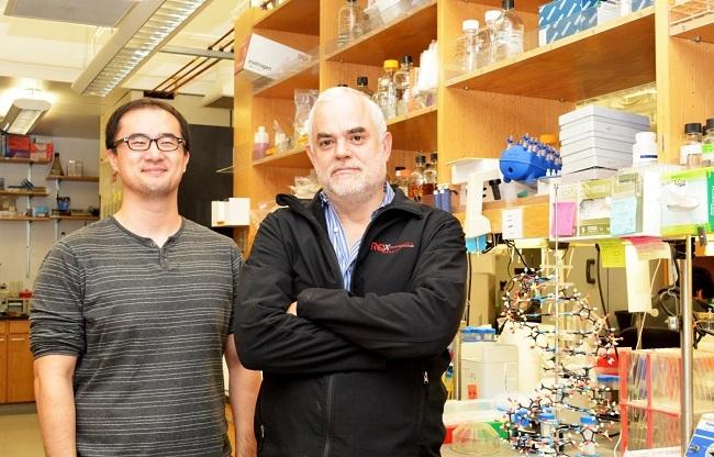 TSRI scientists