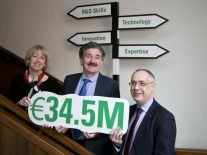 Irish technology transfer initiative receives €34.5m for phase three