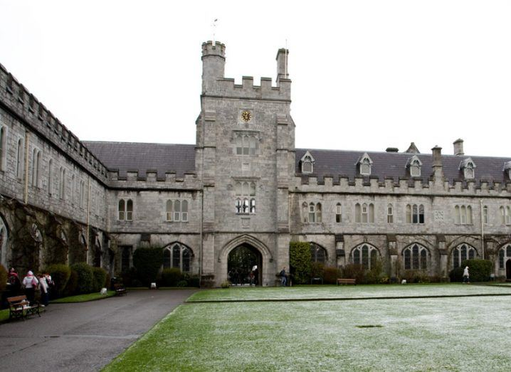 Snow in the Quad at UCC. Image: Brian Clayton/CC BY-NC 2.0/Flickr