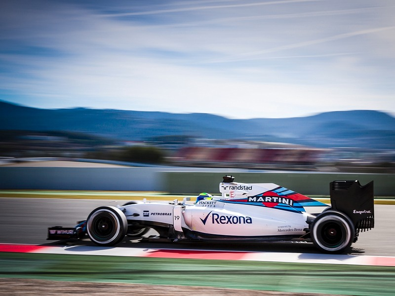 The five-minute CIO: Graeme Hackland, Williams F1 Racing