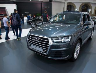 Audi and Nvidia to bring AI-based driverless car to road by 2020