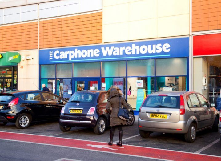 Dixons Carphone's tills ring in 5th year of festive growth