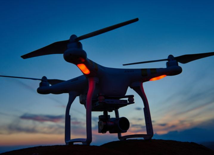 Global drone market has soared to $127bn in value