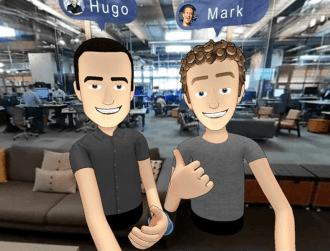 Can Hugo Barra do for Facebook VR what he did for Android?