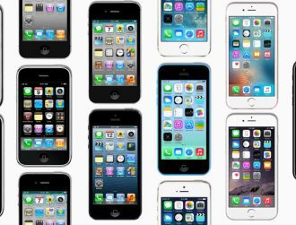 Apple will soon have earned $1trn from iOS devices since 2007