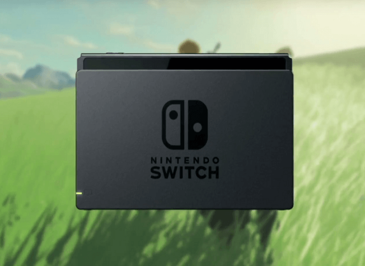 Nintendo Switch Ireland
